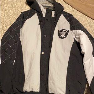 Oakland Raiders Heavy Coat